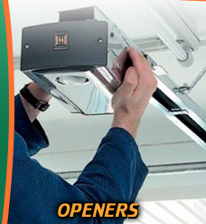 Huntersville Garage Door opener services