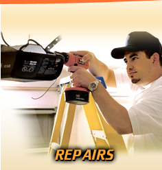 Huntersville Garage Door repairs services
